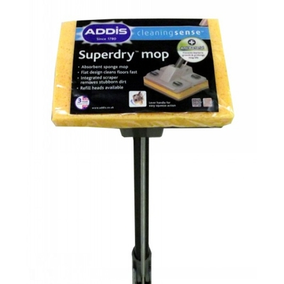 ADDIS SQUEEZE MOP WITH FREE REFILL