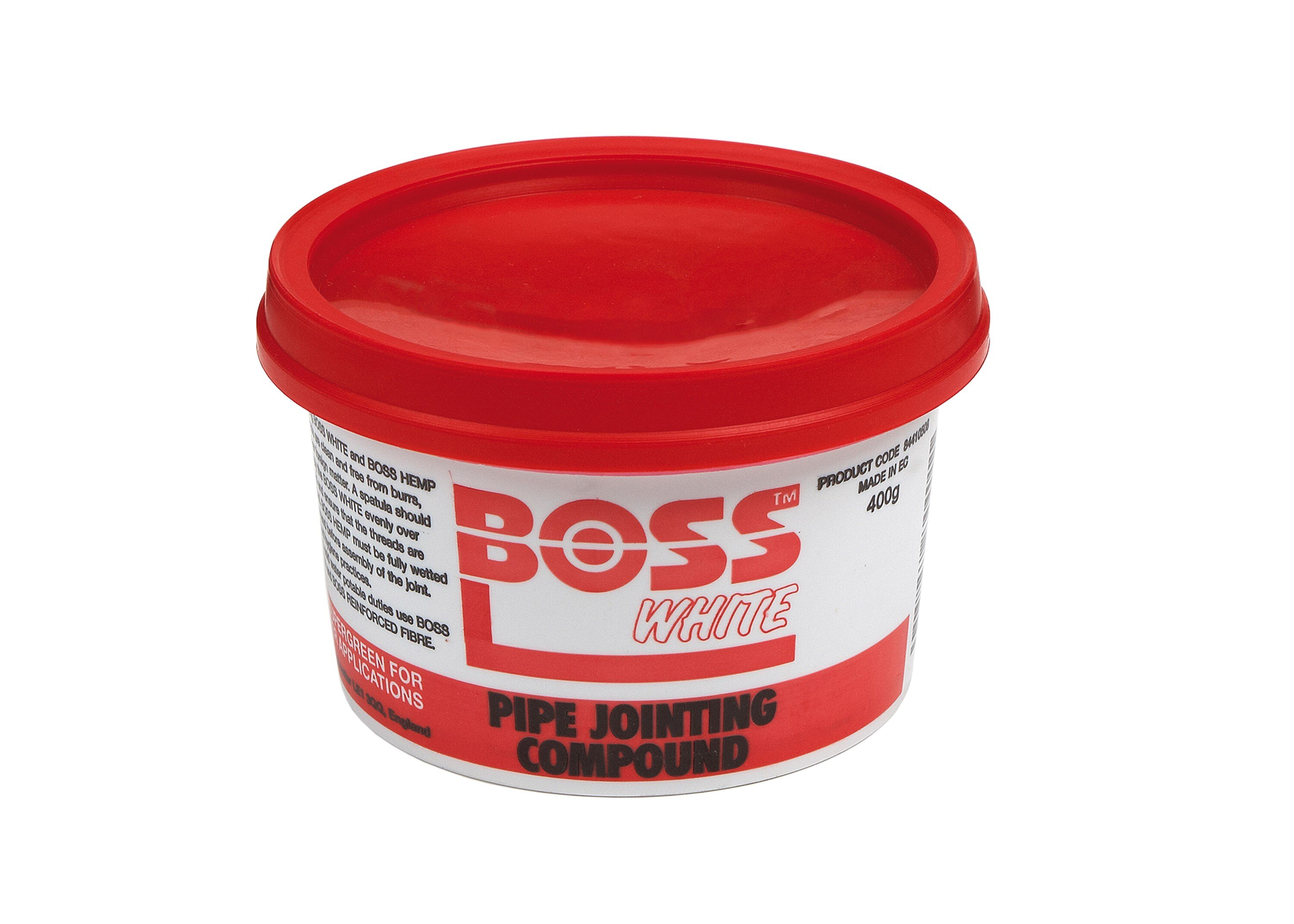 BOSS WHITE PIPE JOINTING COMPOUND 400 GRM