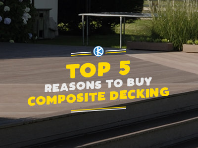 Top 5 Reasons To Buy Composite Decking