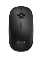 AV:Link Wireless Mouse - Black