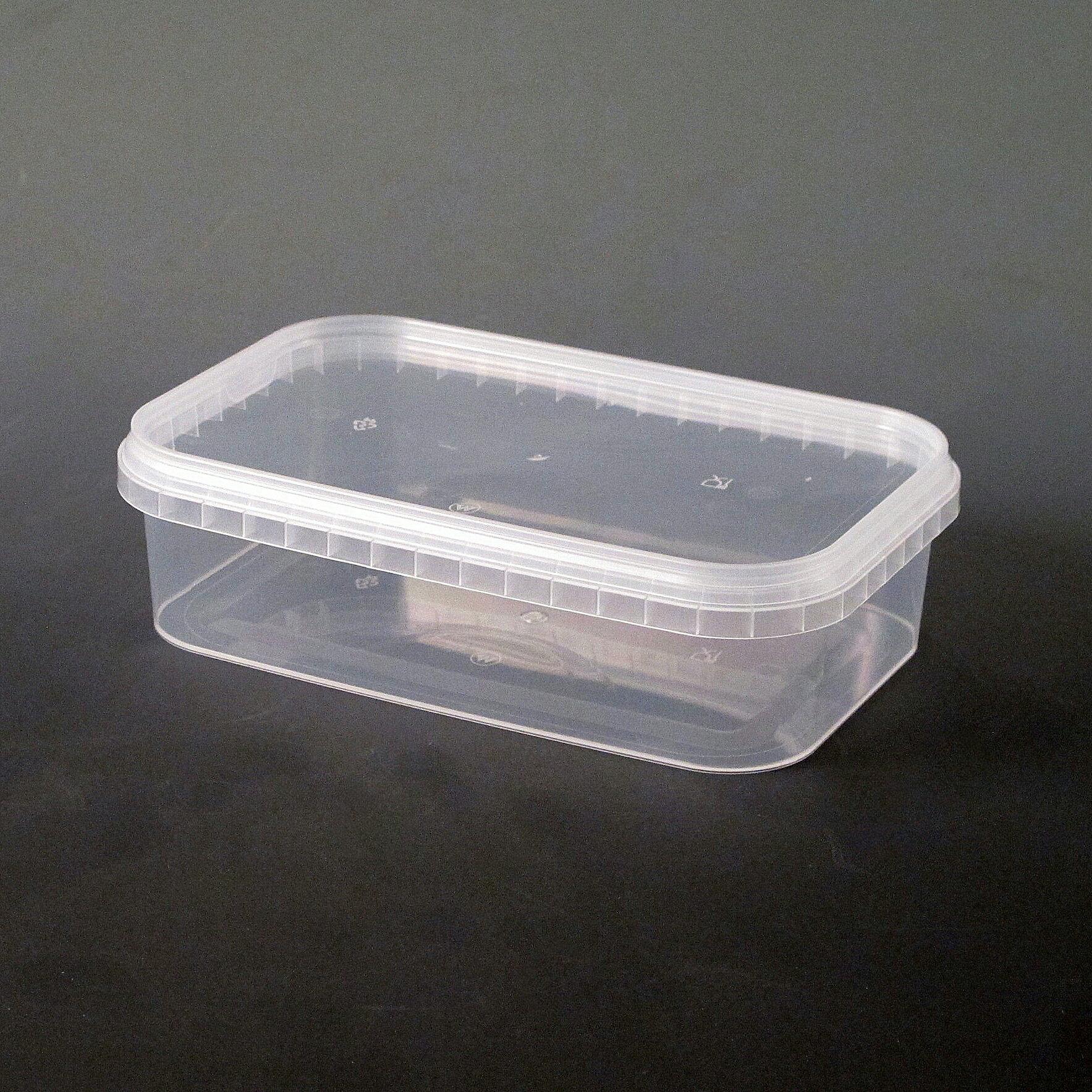 750ml Plastic Tray