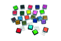 Pigment Stamp pads. (Sold in displays of 96, min order 1 display)