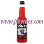 Jones Soda S/Berry & Lime 355ml x24