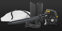 McCULLOCH Leaf Blower and Vacuum 25cc 2 Stroke Petrol Engine  GBV345