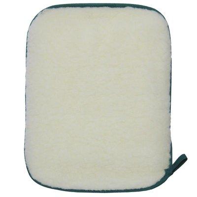 Micro Hottie and Lambs Wool White Fleece