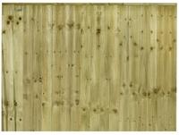 Contract Closeboard Panel Pressure Treated 1.5m(H)