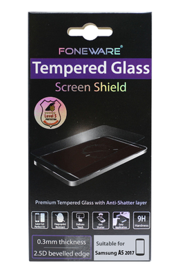 FoneWare Tempered Glass Galaxy A5 2017 0.27 mm