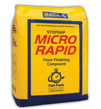 Stopgap Micro Rapid