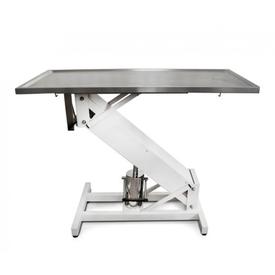 Purfect M/S Table Hydraulic Flat Top & Z Frame 130 x 60cm
