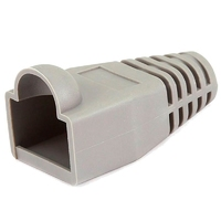RJ45 Strain Relief Boot - Grey
