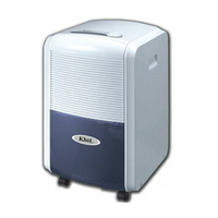 KHOL 16L Compact Domestic Dehumidifier