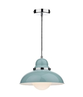Dynamo 1 Light Pendant, Blue | LV1802.0059