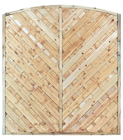 Grange Elite St Lunairs Panel 1.8m(W) x 1.8m(H)