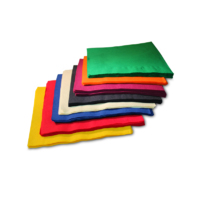 Serviettes  (2 Ply 4 Fold /Green)-Wipe Up-(20x100x33cmx33cm)