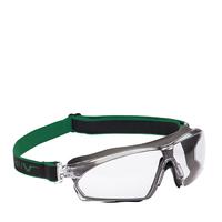 Univet 625 Clear Anti-scratch, Anti-fog goggles