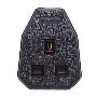 DURAPLUG 1G 13A Trailing Socket Black