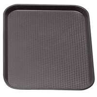 Fast Food Tray Brown 415mm x 305mm