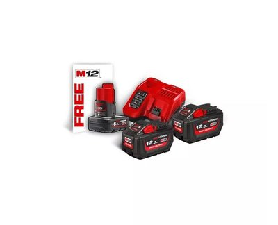 MILWAUKEE  M18HNRG-122 4933464262  - €420 & Vat