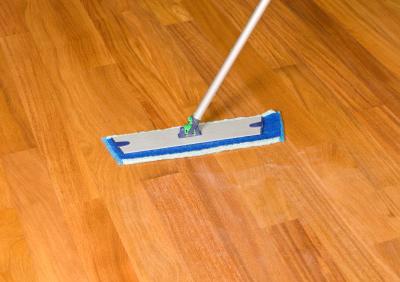 Cleaning Hardwood Floors - Top Tips!