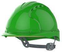 EVO2 Helmet Slip Ratchet - Green - Vented