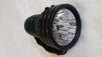 55908 TWIN FUNCTION LED TORCH (6S)