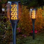 Smart Solar Cool Flame Standard Torch - 75cm