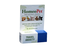 Homeopet Travel Anxiety 15ml x 1