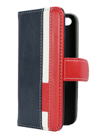 iPhone 5 Leather FOLIO Case - 'Tommy H' Colours