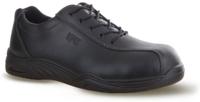 No8 Britten MK11 Lace Up Composite Toe Safety Shoe Black