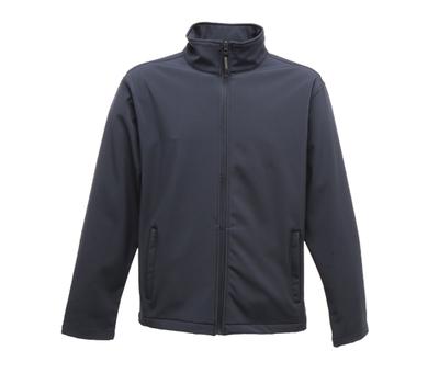 REGATTA TRA680 Classic Soft Shell Jacket Navy