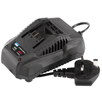 Draper StormForce Fast Charger 240 Volt
