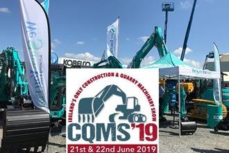 Prolift Handling will be exhibiting at the CQMS show in Punchestown Event Centre!