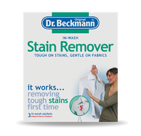 Dr Beckmann Stain Remover 3x40gm