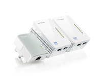 TP-Link AV600 Powerline with Wifi 2x WIFI