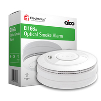 EI166e Mains Smoke Alarm Easi Fit ION