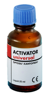 HERAEUS ACTIVATOR UNIVESAL PLUS LIQUID 25ML