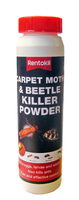 RENTOKIL 150 GRM CARPET MOTH & BEETLE KILLER
