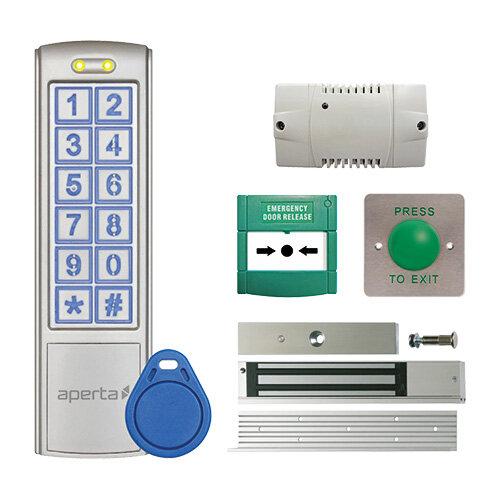 ESP Proximity and Keypad Door Entry Kit