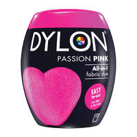 Dylon Machine Dye Pod 350g 29 Passion Pink