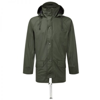 Fortress 221 Green Air Flex Rain Jacket