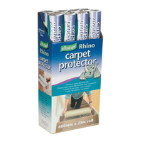 Rhino Carpet Protection Film (Clear) 600mmx25m