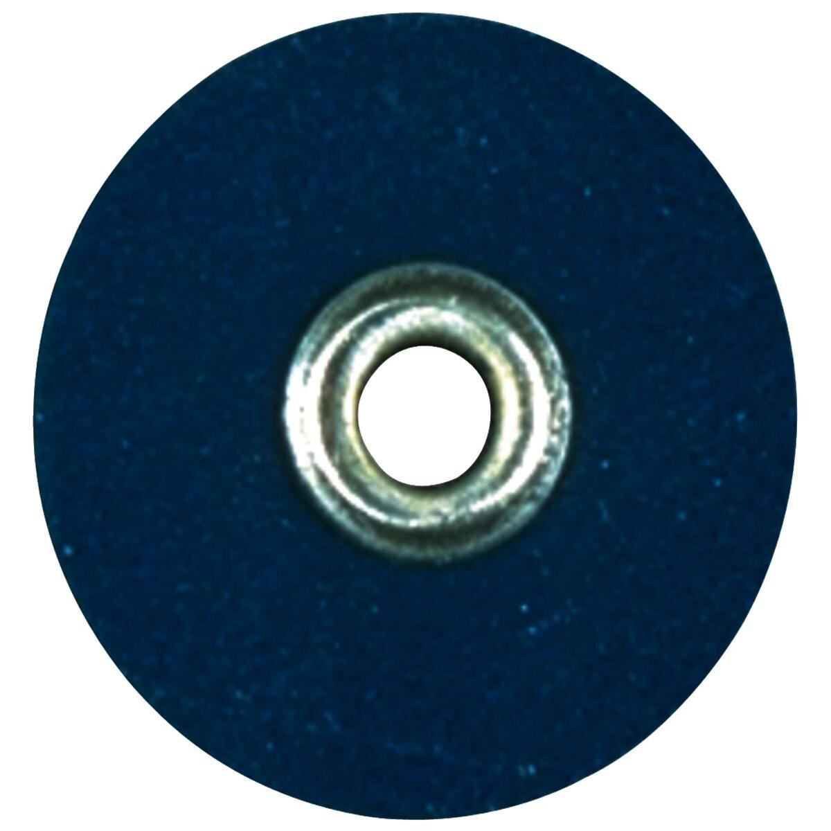 3M Sof-Lex Discs 85pk 3/8 9.5mm Dark Blue - Medium - DMI Dental Supplies Ireland - Next Day Delivery