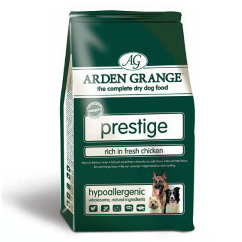 Arden Grange Chicken Prestige Adult Dog Food 12kg