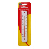 Brannan 200mm Wall Thermometer