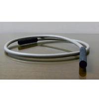 Gas Burner Tubing 450mm Long Neoprene Rubber Reinf. Ends