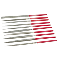 10Pce Diamond File Set