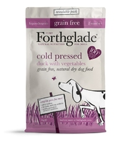 Forthglade Cold Pressed Adult Dog GRAIN FREE Duck 2.5kg