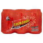 330 Lucozade Original Can 6Pk x4