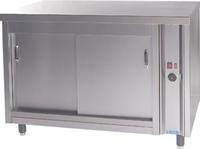 Plain Top Hot Cupboard 1500mm x 700mm x 900mm