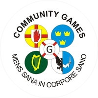 Community Games Old Crest (25mm Centre)